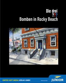 Die drei ???: Bomben in Rocky Beach