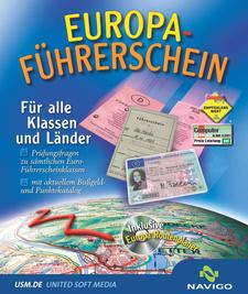 Europa-Führerschein für alle Klassen und Länder