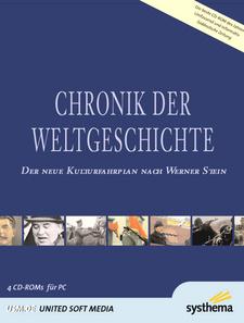 Chronik der Weltgeschichte 3.0 - Der neue Kulturfahrplan nach Werner Stein