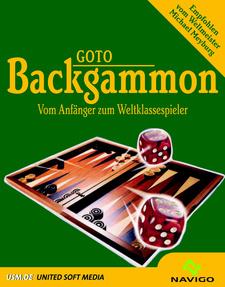 Goto Backgammon - Vom Anfänger zum Weltklassespieler