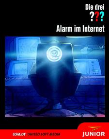 Die drei ???: Alarm im Internet