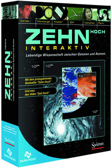 Zehn hoch interaktiv
