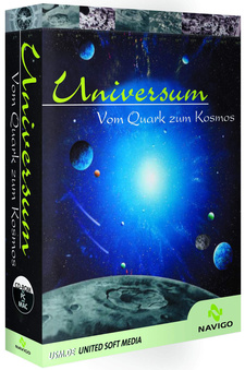 Universum - Vom Quark zum Kosmos
