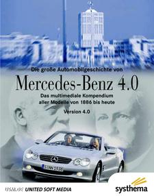 Die große Automobilgeschichte - Mercedes Benz: Version 4.0