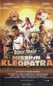 Videomarkt Video Asterix Obelix Mission Kleopatra