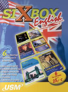 MultiLingua: Sixbox Englisch