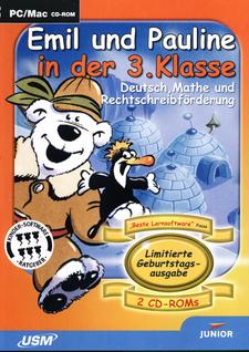 Emil und Pauline in der 3. Klasse - Deutsch, Mathe und Rechtschreibförderung