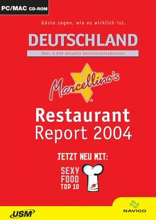 Marcellino's Restaurant Report Deutschland 2004