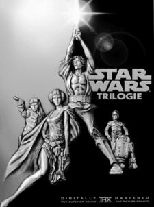 Star Wars - Trilogie (4 DVDs)