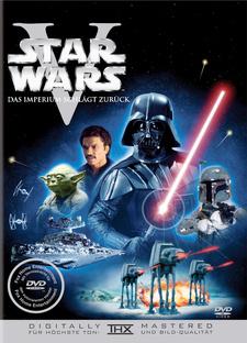 Star Wars - Trilogie: Episode V - Das Imperium schlägt zurück