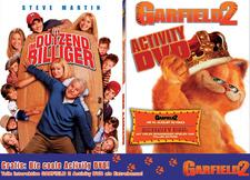 Im Dutzend billiger / Garfield 2: Activity DVD (2 DVDs)