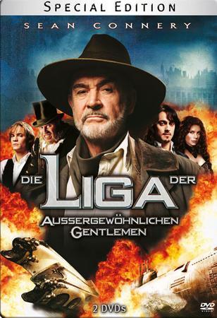 Videomarkt Video Die Liga Der Aussergewohnlichen Gentlemen Special Edition 2 Dvds Im Steelbook