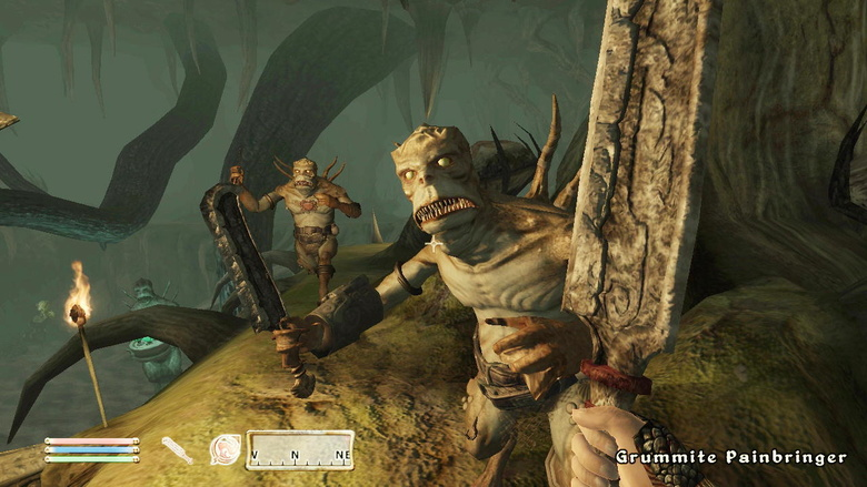 Gamesmarkt Games The Elder Scrolls Iv Oblivion Shivering Isles Xbox360