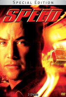 Speed (Special Edition, 2 DVDs im Steelbook)