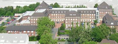 G DATA Software AG - Firmensitz in Bochum.
