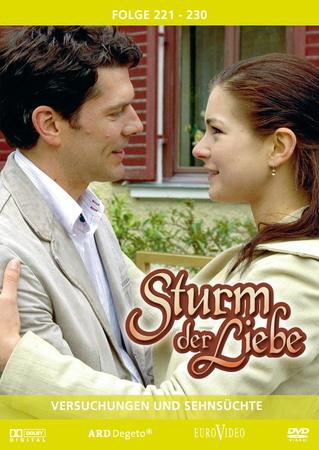 Videomarkt Video Sturm Der Liebe Folge 221 230 Versuchungen Und Sehnsuchte 3 Dvds