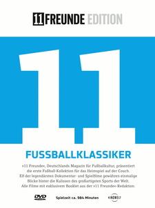 11 Freunde Edition - 11 Fußballklassiker (11 Freunde Edition, 11 DVDs)