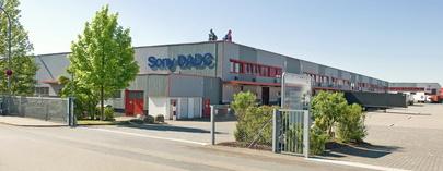 Sony DADC Germany GmbH - Hauptstandort