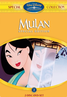 Mulan (Best of Special Collection, Steelbook, 2 DVDs)