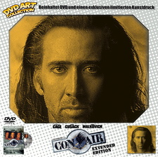 Con Air (DVD Art Collection, Extended Edition)