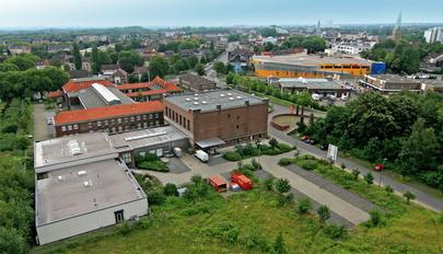 Die planetlan GmbH ist in dem ehemaligen Verwaltungsgebäude der Zeche Holland in Bochum beheimatet - mitten im Herzen des Ruhrgebiets.