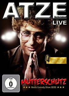 Atze Schröder - Mutterschutz live (Einzel-DVD)