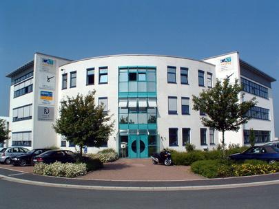 Seit 1996 unser Firmensitz am Flughafen Paderborn/Lippstadt