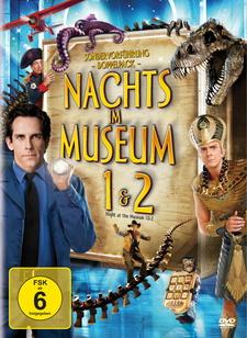 Nachts im Museum 1+2 (2 DVDs, inkl. Digital Copy)