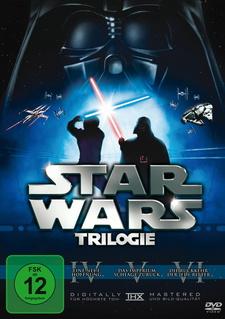 Star Wars - Trilogie, Episode IV-VI (3 DVDs)