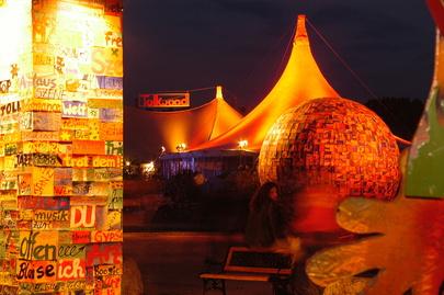 Das Tollwood Sommerfestival