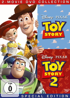 Toy Story / Toy Story 2 (Special Edition, 2 Discs)