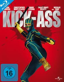 Kick-Ass (Limited Edition, Steelbook)
