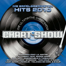 Die ultimative Chart Show - Hits 2010