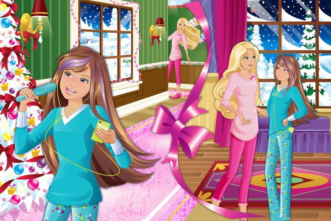 Barbie Zauberhafte Weihnachten 2019.Videomarkt Video Barbie Zauberhafte Weihnachten