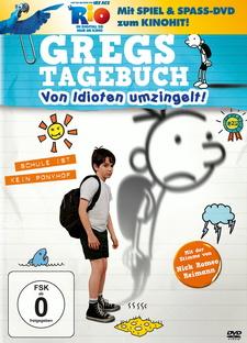Gregs Tagebuch - Von Idioten umzingelt! (+ Rio Activity Disc)