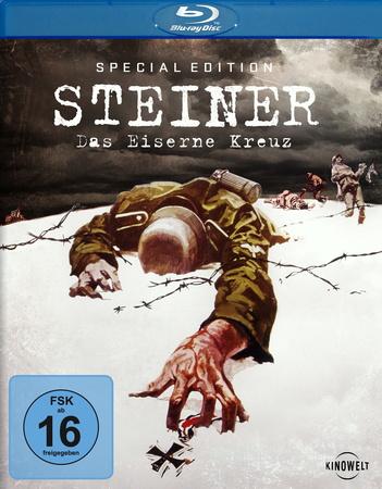 Videomarkt Video Steiner Das Eiserne Kreuz Special Edition