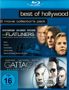 Best of Hollywood - 2 Movie Collector's Pack: Flatliners / Gattaca (2 Discs)