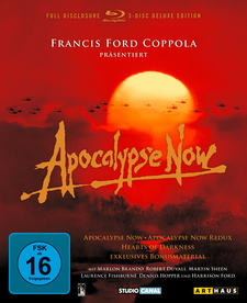 Apocalypse Now - Full Disclosure (3-Disc Deluxe Edition)