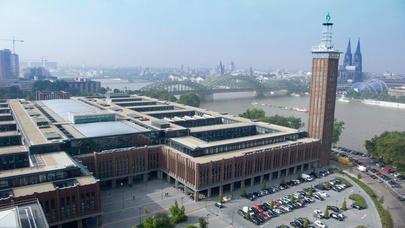 Gebäude Mediengruppe RTL Deutschland