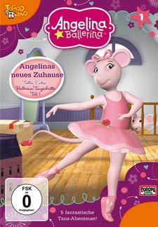 Angelina Ballerina - Angelinas neues Zuhause