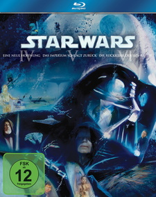 Star Wars - Trilogie, Episode IV-VI (3 Discs)