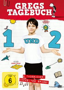 Gregs Tagebuch 1 und 2 (2 Discs)
