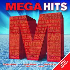 Megahits 2011 - Die Erste