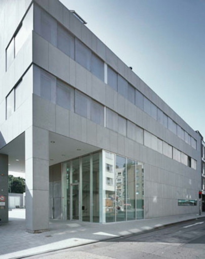 Neubau der Kunsthochschule für Medien Köln, Filzengraben 2, 50676 Köln