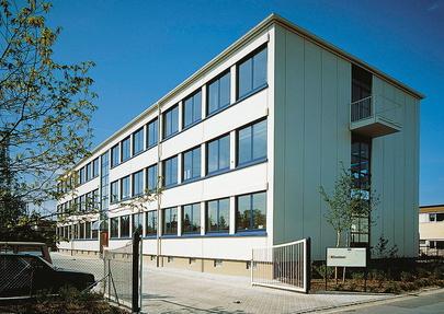Zentrale der Kinoton GmbH i.L. in Germering bei München