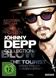 Johnny Depp Collection (5 Discs)