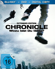 Chronicle - Wozu bist du fähig? (+ DVD, + Digital Copy, limitiertes Steelbook)
