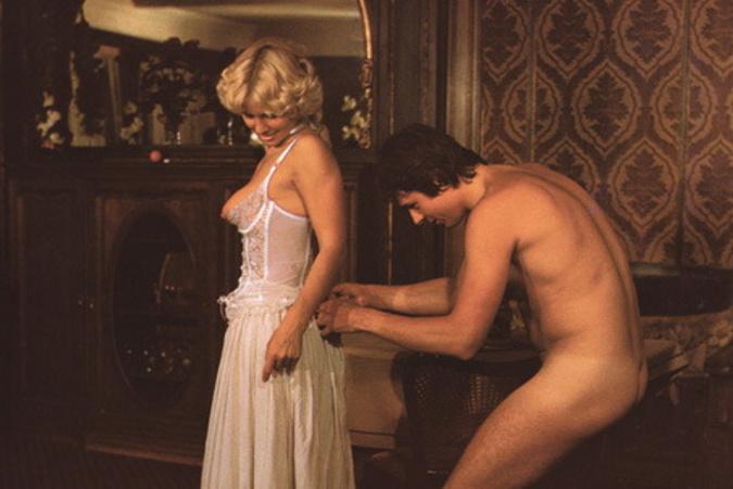Mutzenbacher sexfilm josefine Retro German