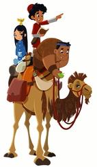 Die Abenteuer des jungen Marco Polo
