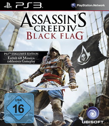 Assassin's Creed IV - Black Flag (PS3 Exklusive Edition)